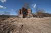 Zamek w Złotorii - Widok od południowego-wschodu, fot. ZeroJeden, III 2012