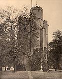 Zamek w Żmigrodzie - Robert Weber, Schlesische Schlosser, 1909