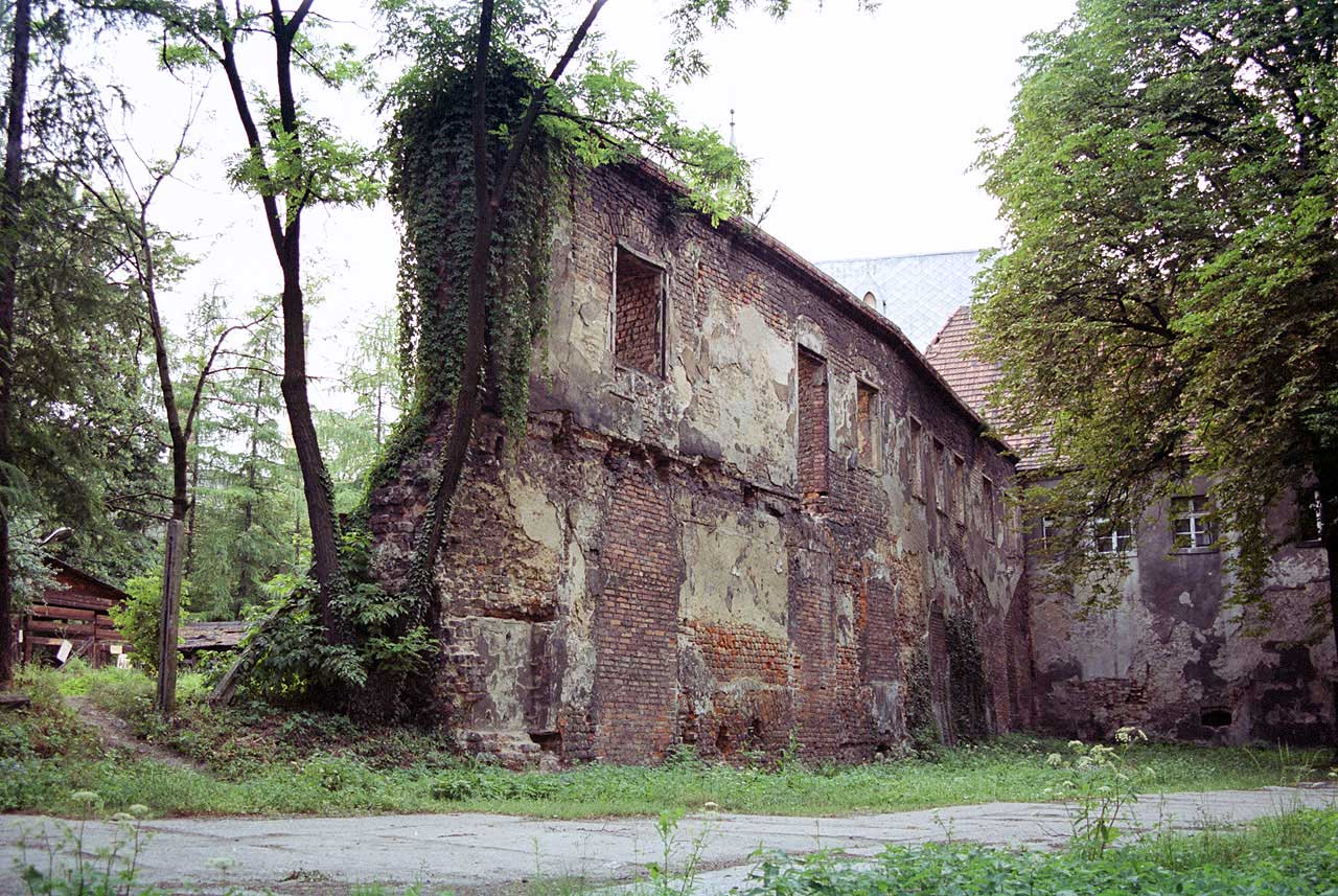 Racibórz - Zamek w Raciborzu - OPIS - (Polskie zamki )